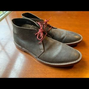🔥Cole Haan men's brown chukkas size 10